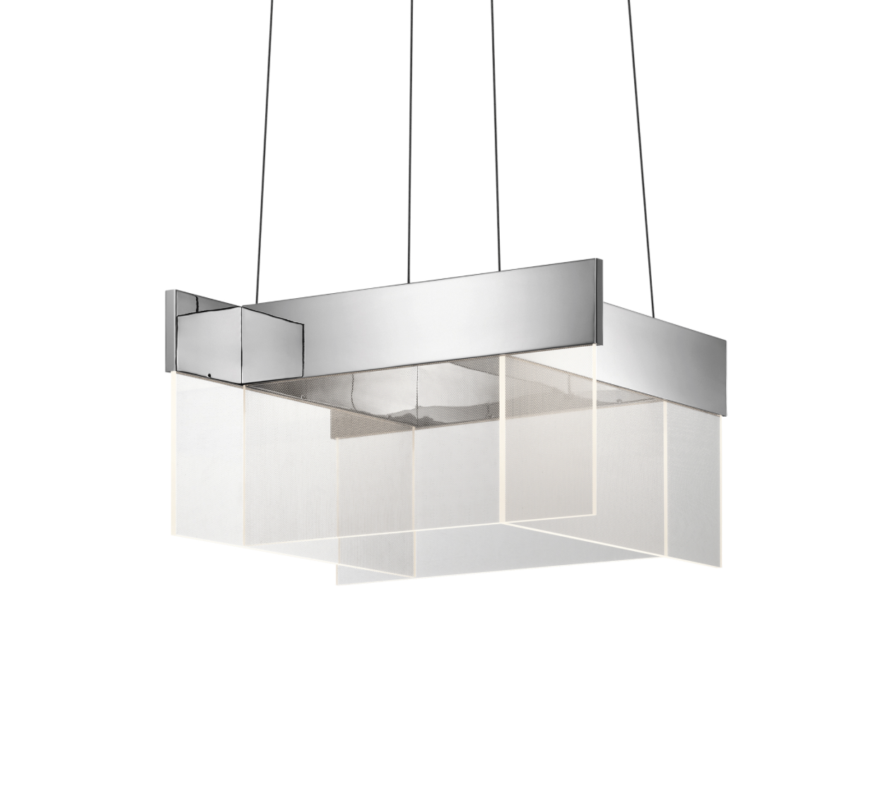 Geo – Model 83734 LED Pendant - Euro Living Furniture