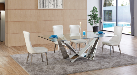 02061 dining table - Dining Room Furniture Dallas