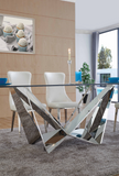 02061 Dining Table - Euro Living Furniture