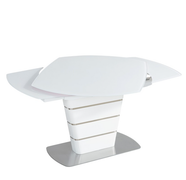 Atlantis Dining Table in White