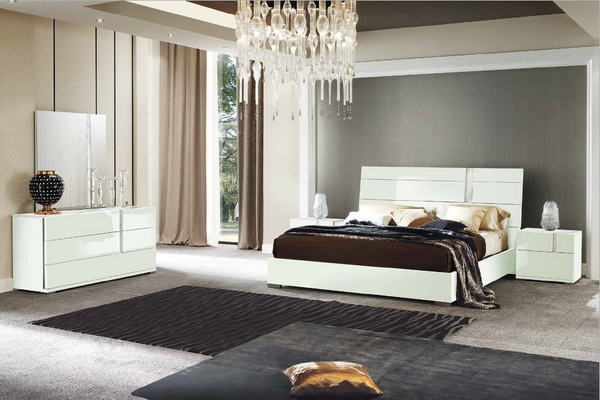 Blanca Bedroom Set - Euro Living Furniture