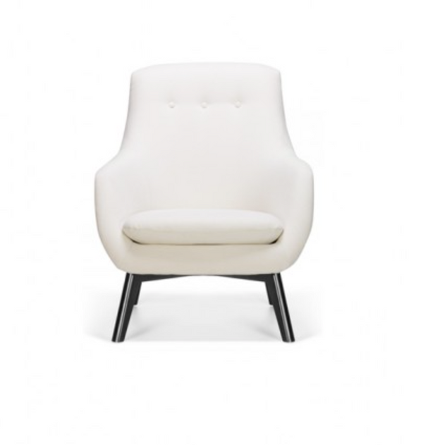 GABRIEL CHAIR - WHITE