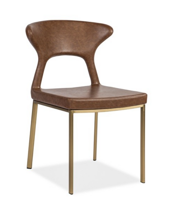 JANA CHAIR - BROWN