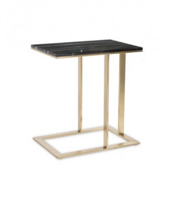 EVIE SIDE TABLE - GOLD