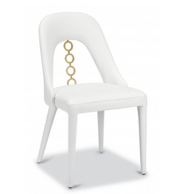 ROSY CHAIR - WHITE