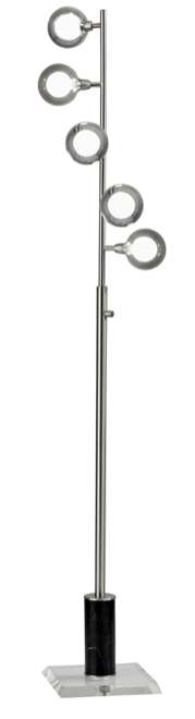 Clara LED Floor Lamp