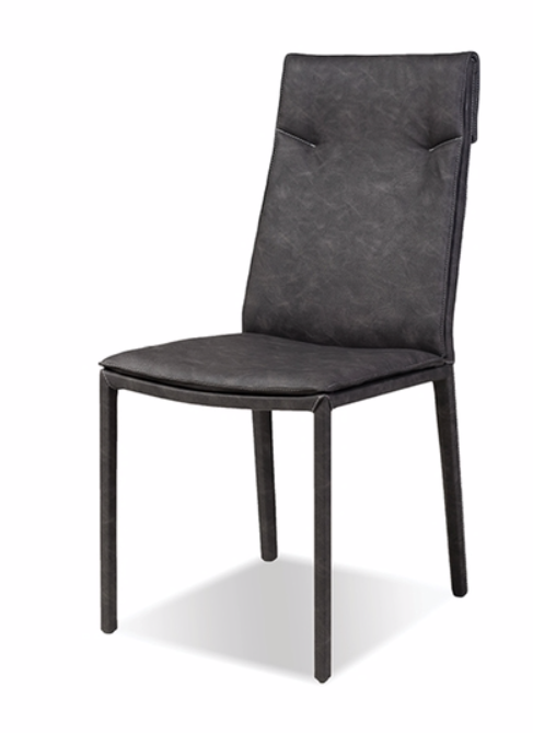 Harry Dining Chair, Grey