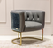 Ludovica Italian Accent Chair - Special Order