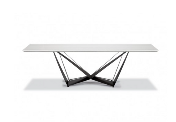 WEST MARBLE DINING TABLE