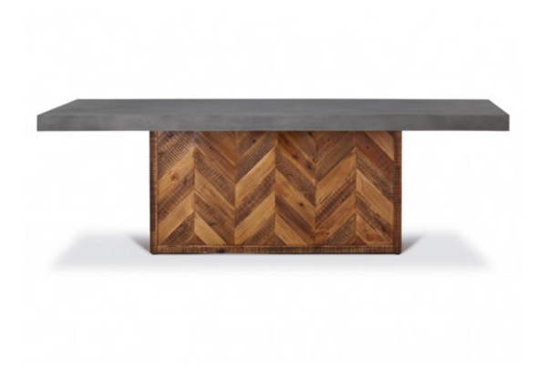 BORIS DINING TABLE 92""