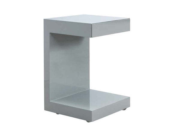 Linda Grey Nightstand
