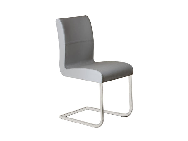 Bella Dining Chair - Italian Leather - Euro Living Furniture