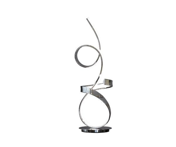 Astred LED Table Lamp // Chrome