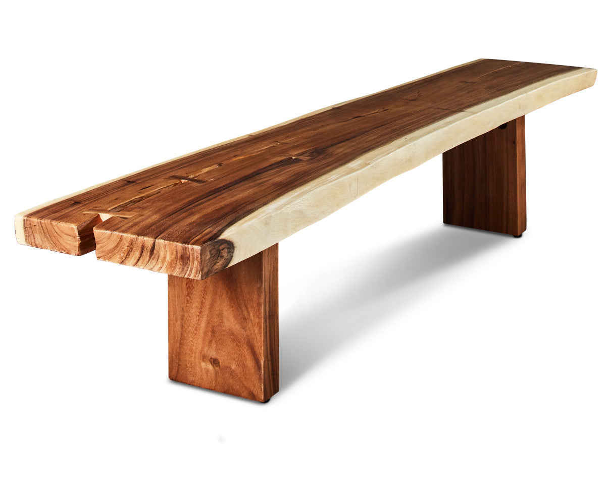 FREEFORM EDGE BENCH