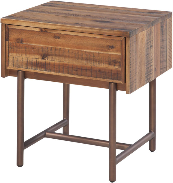 Conor Wooden Nightstand