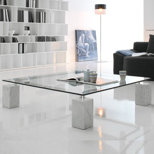 Dielle Modern Coffee Table - Euro Living Furniture