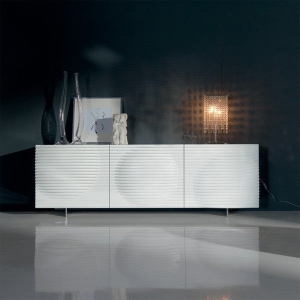 Luna Modern Italian Buffet - Euro Living Furniture