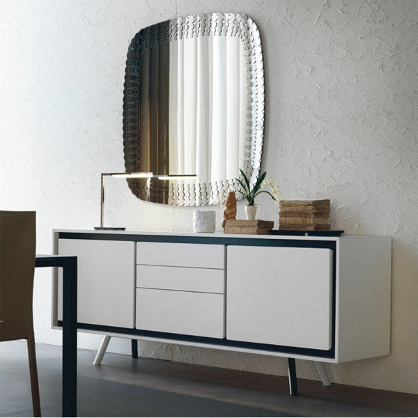 Metropolis Modern Buffet Sideboard - Euro Living Furniture