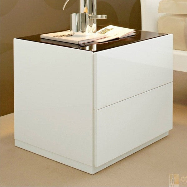 City Night Stand - Euro Living Furniture