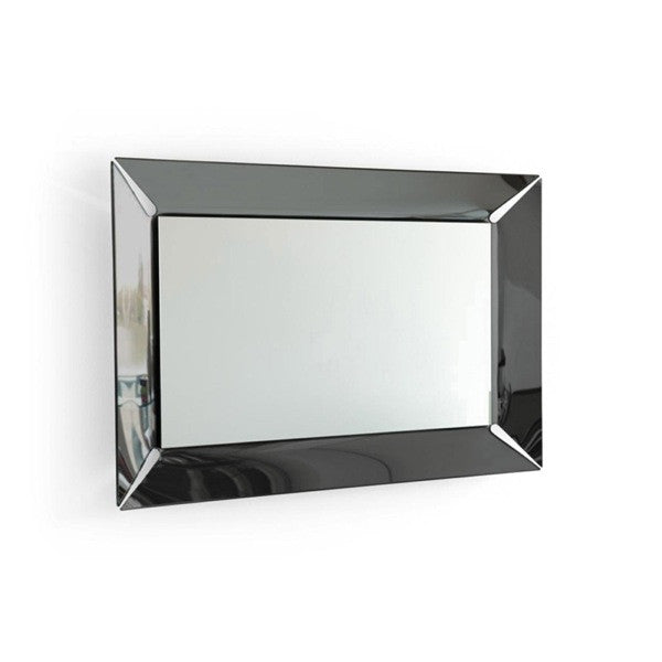 Pleasure Crystal Framed Mirror - Euro Living Furniture