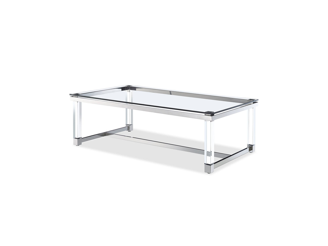 Bria Acrylic Coffee Table