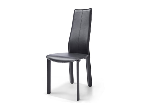 Alli Black Dining Chair