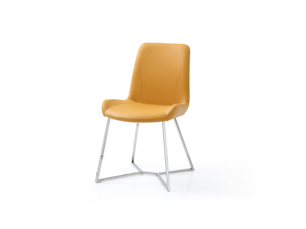 Elen Yellow Dining Chair