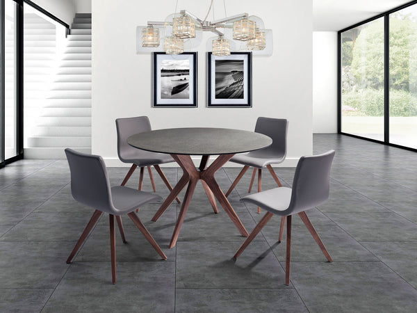 "Rodney Dining Table - 48""D"