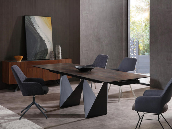 "Jackson Extendable Dining Table - 71""/102""W"