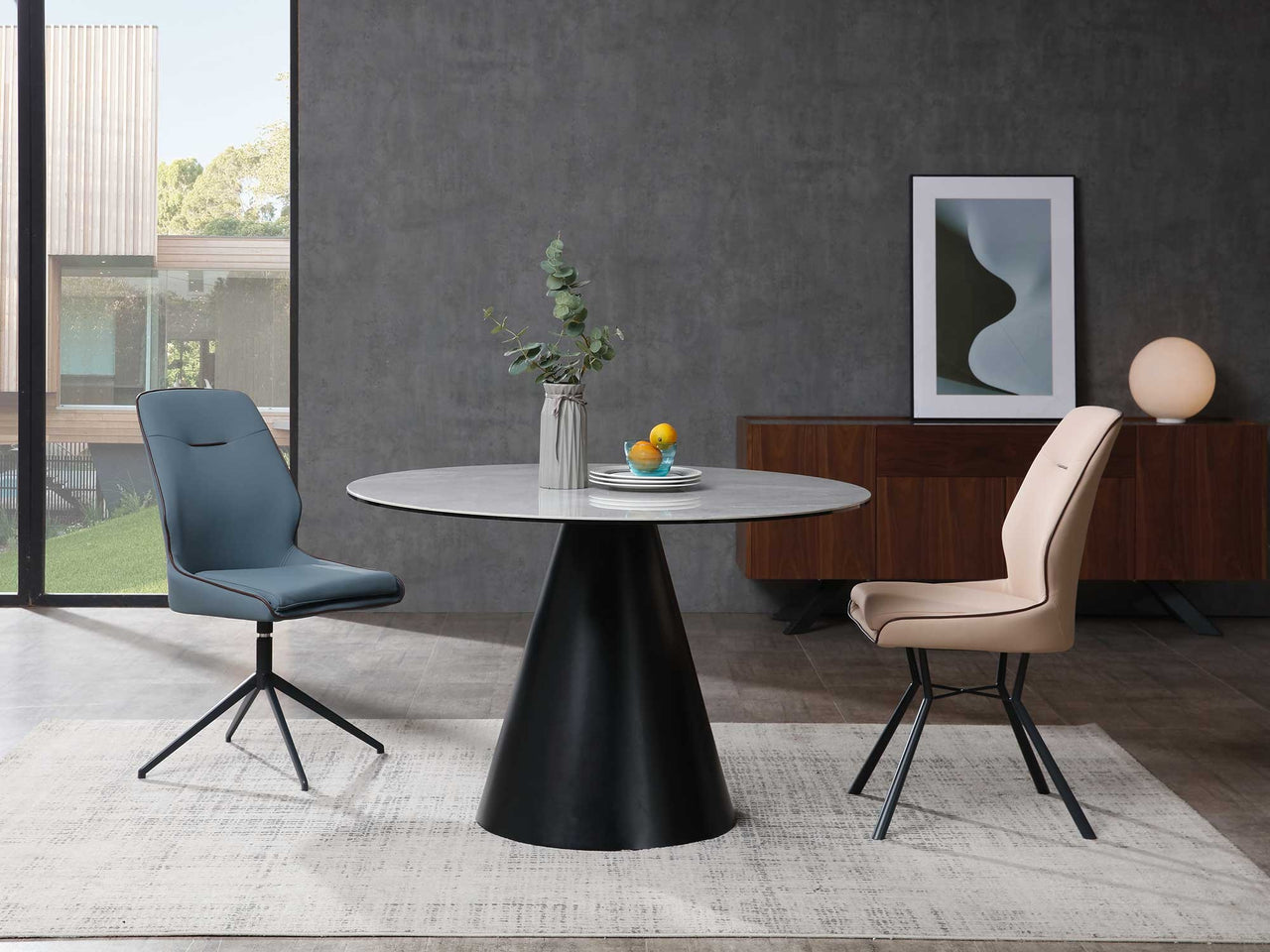 Sorento Round Dining Table