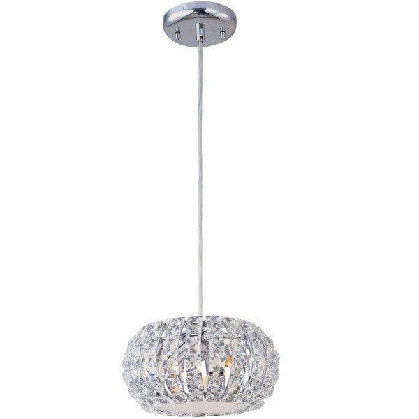 Bijou 3-Light Pendant - Euro Living Furniture