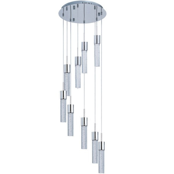 Fizz II 9-Light LED Pendant