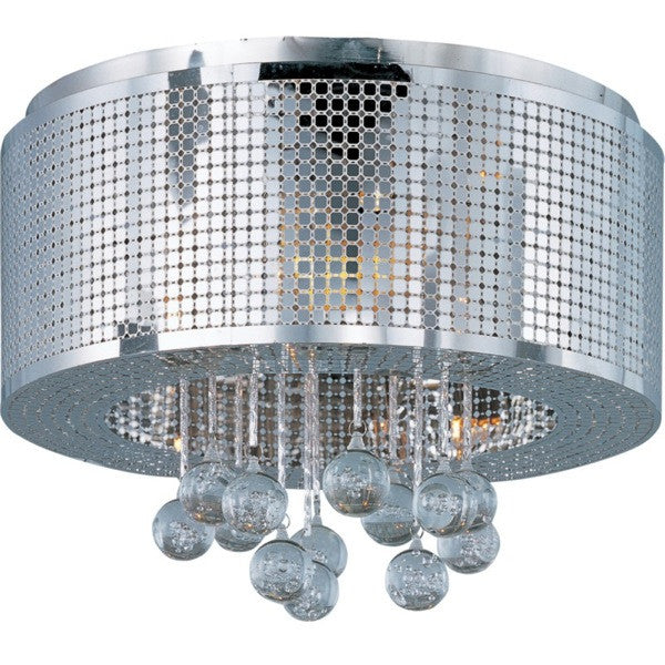Illusion 5-Light Flush Mount - Euro Living Furniture