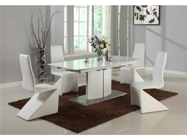 Elizabeth Dining Table - Euro Living Furniture