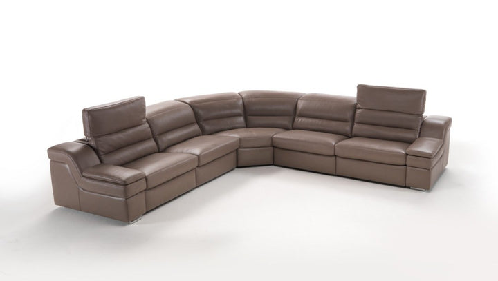 Erica Power Recliner Sectional - Euro Living Furniture