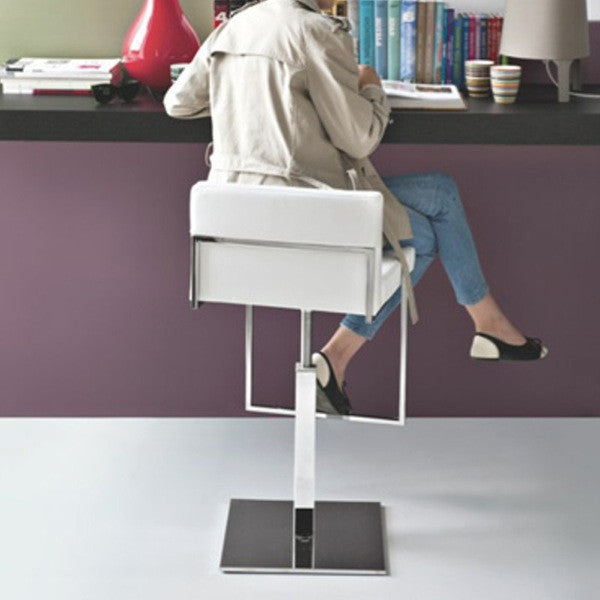 Even Swivel Stool - Euro Living Furniture