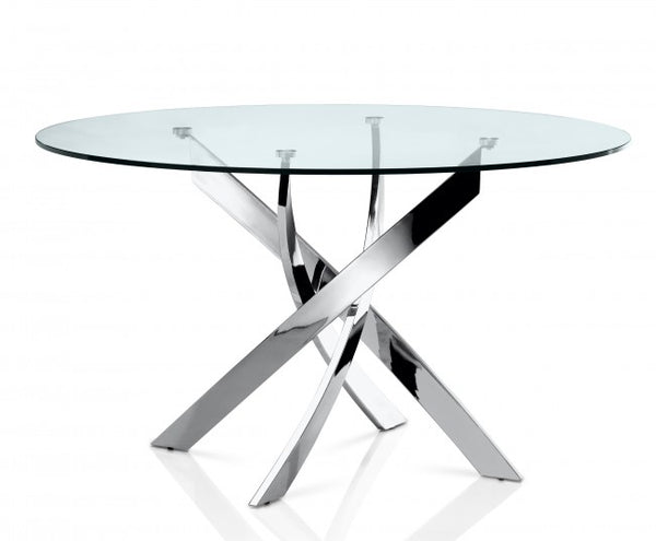 "Fabiano 51"" Round Dining Table"