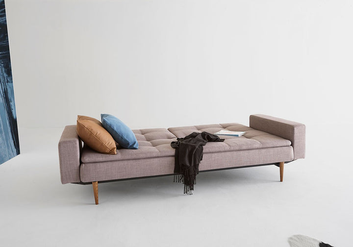 Dublexo Sofa Bed  With Arms - Euro Living Furniture