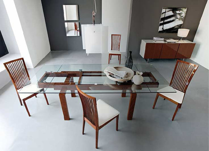 Hyper Extendable Dining Table by Calligaris