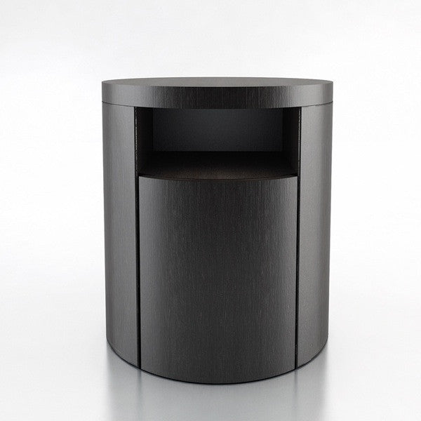 Mulberry Night Stand - Euro Living Furniture