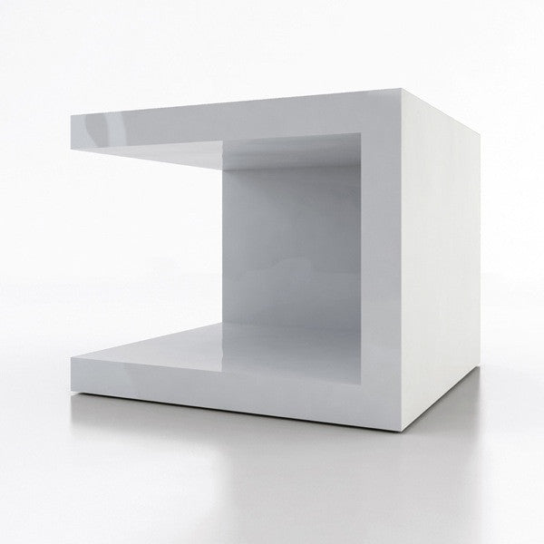 Ludlow Night Stand - Euro Living Furniture