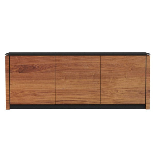 Mag Glass Top Sideboard by Calligaris - Euro Living Furniture