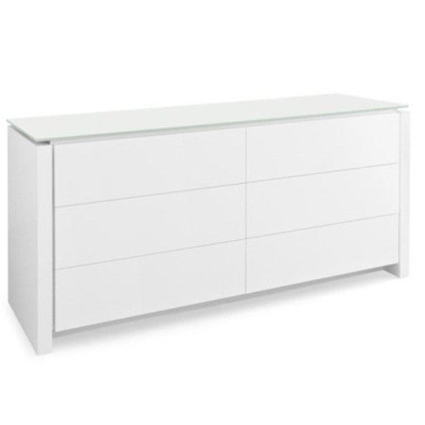 Mag 6 Drawer Dresser - Euro Living Furniture