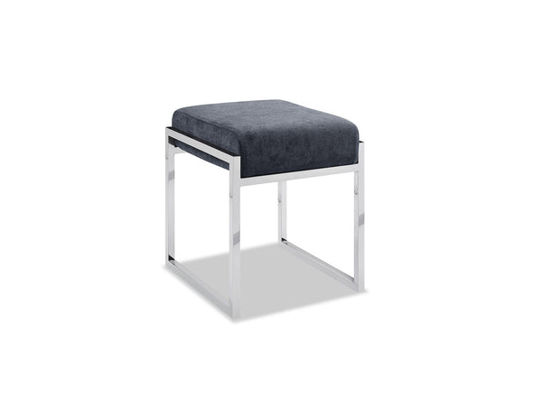 Milli Ottoman in Charcoal
