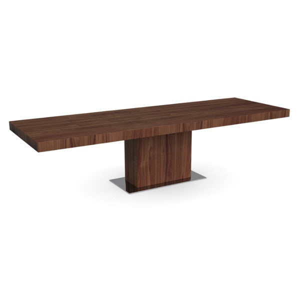 Park Adjustable Extension Dining Table - Euro Living Furniture