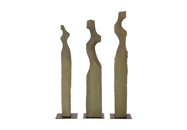 Women Sculpture Set of 3