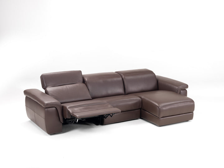 Calle Power Recliner Sectional - Euro Living Furniture