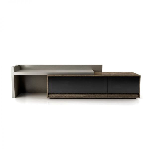 Modern Studio TV Stand by Huppe - Euro Living Furniture