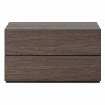 People 2 Drawer Nightstand - Euro Living Furniture