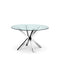 BERTA ROUND DINING TABLE - Euro Living Furniture